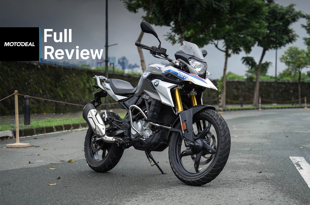 2020 BMW G 310 GS Review Philippines