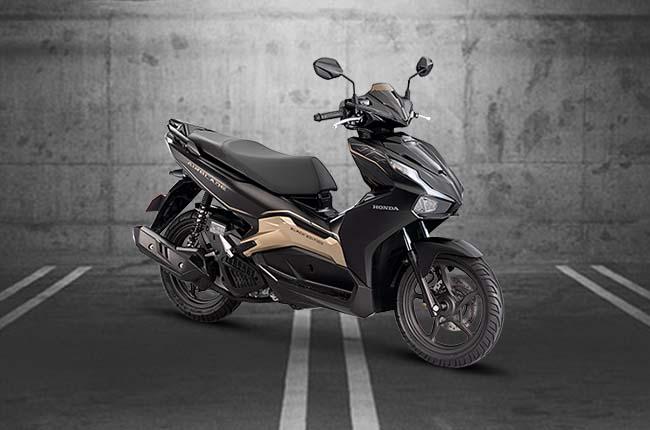 2020 Honda Airblade150 black