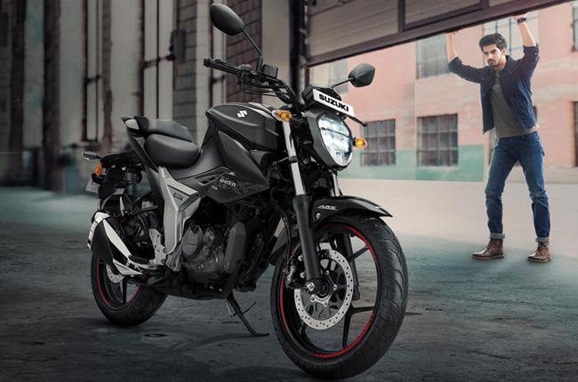 2020 Suzuki Gixxer 150