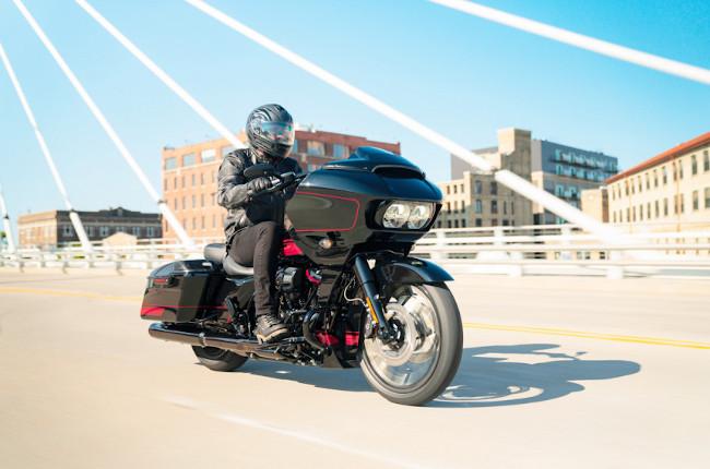 2021 Harley-Davidson Model Range