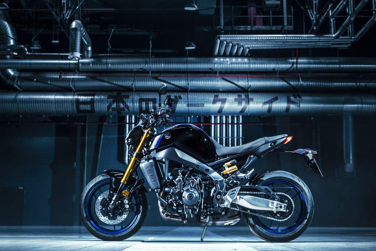 2021 Yamaha MT-09 SP