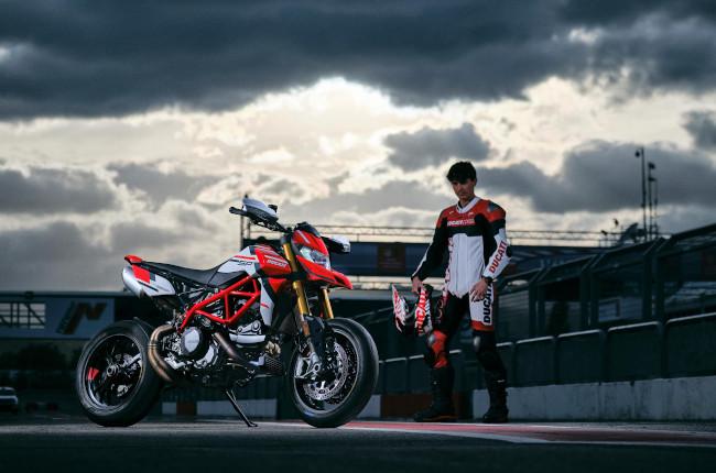 2022 Ducati Hypermotard 950 SP