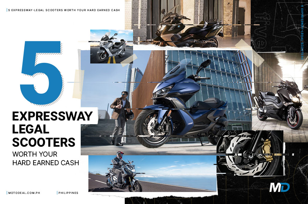 5 expressway-legal scooters worth your hard earned cash