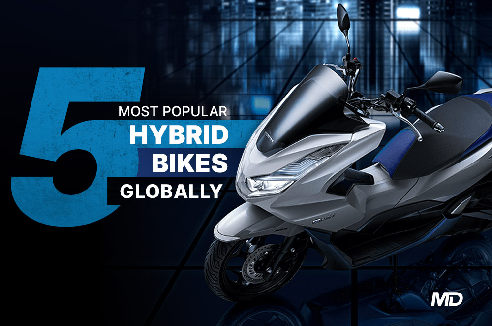 5 most popular hybrid bikes globally