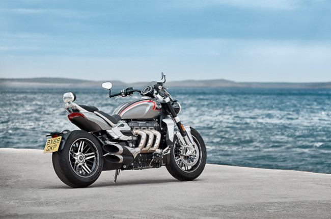 5 things that make the Triumph Rocket 3 stand out from the crowd