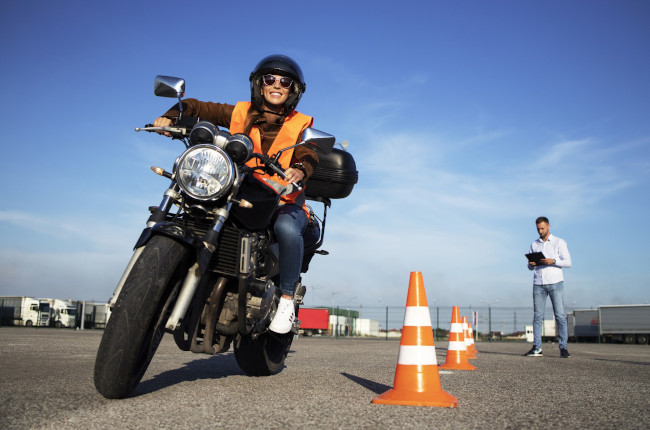5 things you're probably doing wrong as a new motorcyclist