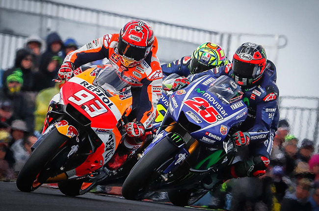 Here's your chance to catch all the racing action for the 2018 MotoGP