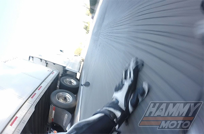 One reason why you should have an action camera running while riding.