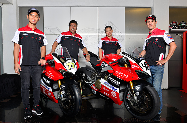 Access Plus Racing Ducati Philippines Essenza