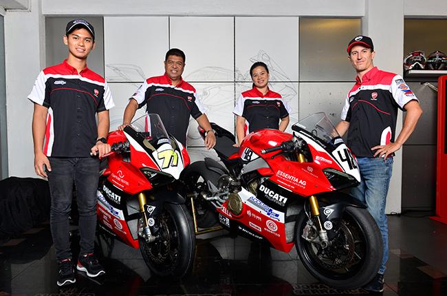 Access Plus Racing Ducati Philippines Essenza