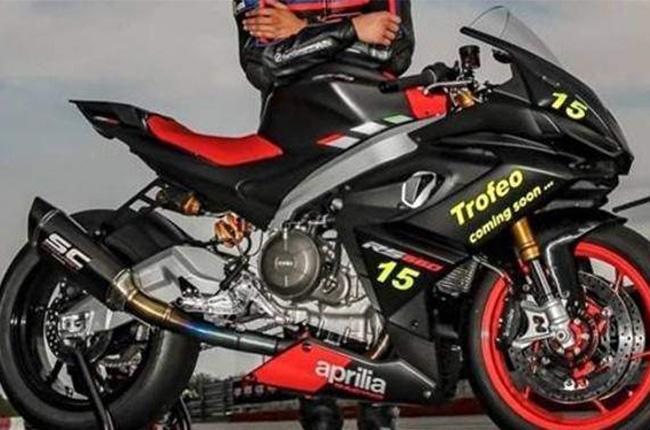 Aprilia RS660 Trofeo Edition