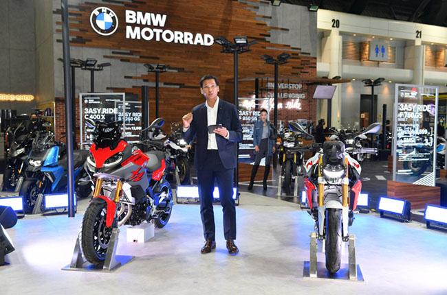 BMW F 900 XR ASEAN Debut