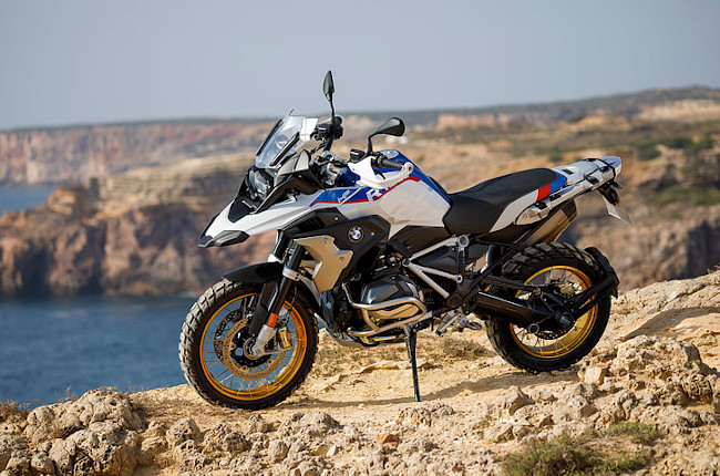 BMW is working on a new R 1300 GS for 2022