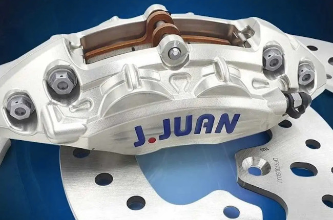 Brembo acquires Spanish brake company J.Juan