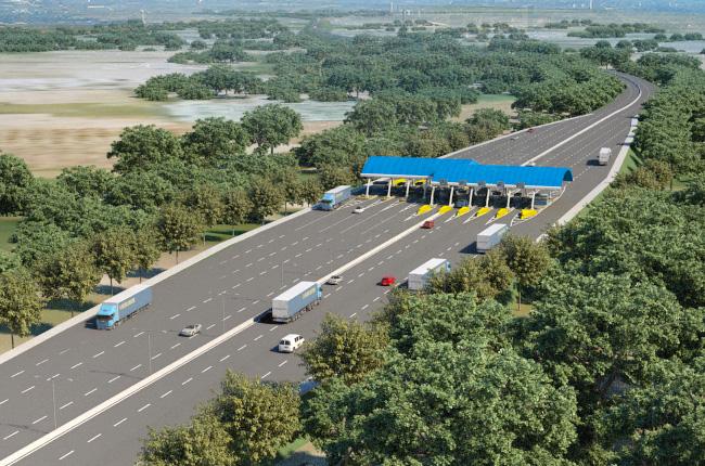 CALAX Sta. Rosa-Silang section opening soon