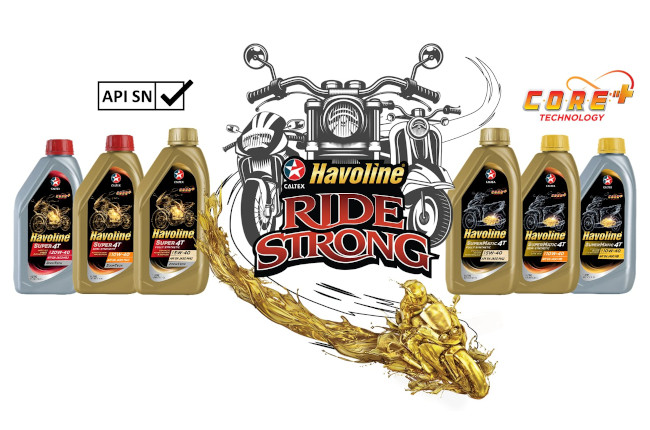 Caltex Havoline Ride Strong