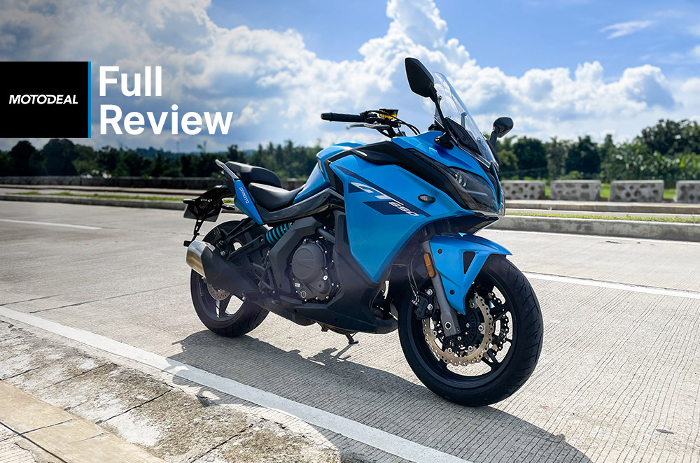 CFMOTO 650 GT Review