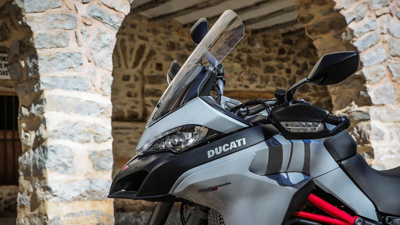 Ducati 2017 sales report