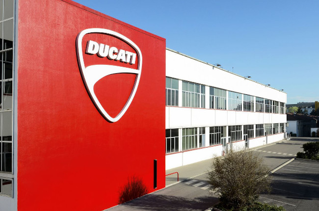 Ducati is working on developing synthetic fuels