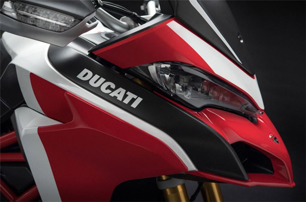 Ducati Mulstistrada V4