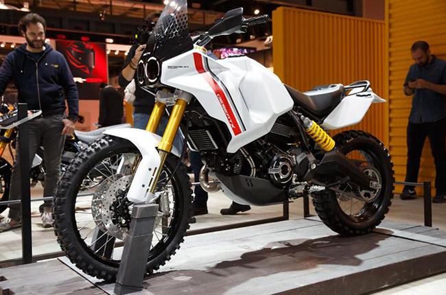 Ducati Scrambler Concept