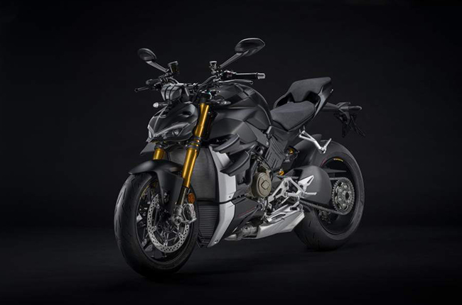Ducati Streetfighter V4 Dark Stealth