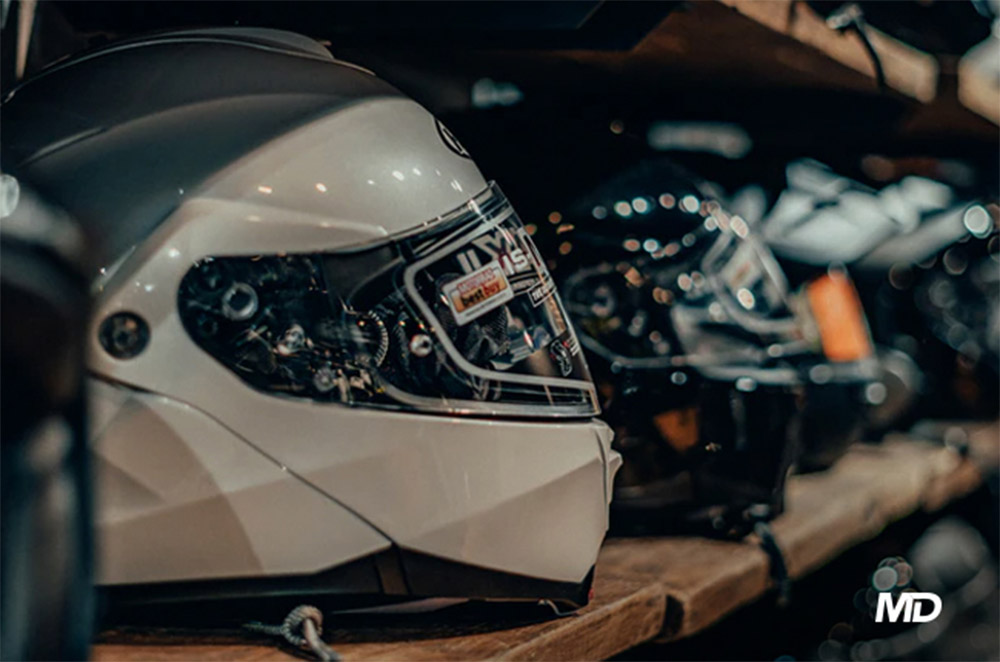 ECE Helmet