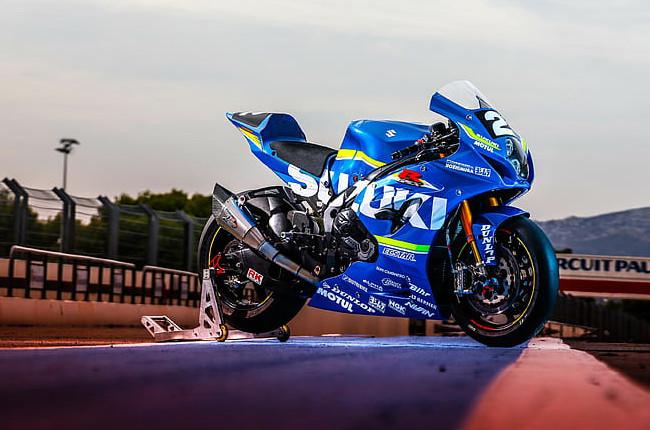 Enhance your riding skills with Suzuki's GSX-R Racing Academy program