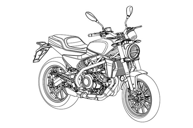 Harley-Davidson 338R