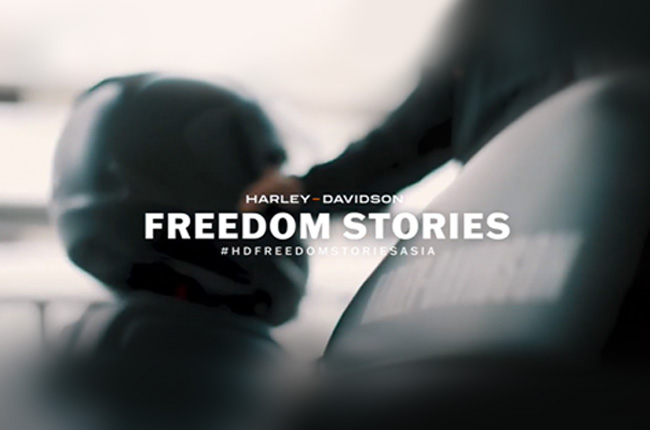 Harley Davidson Freedom Stories
