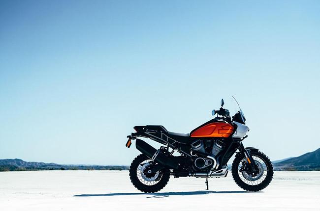 Harley-Davidson Pan America