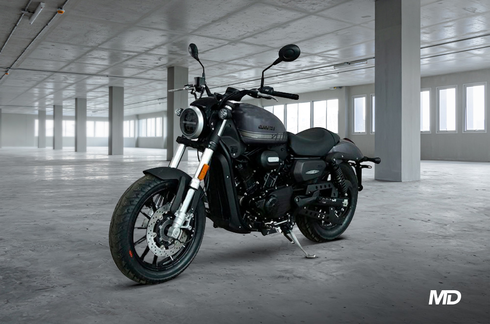 Harley-Davidson Sportster 300 could be coming soon.