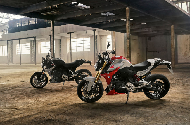 Here's why the BMW F 900 R is an excellent intermediate naked bike