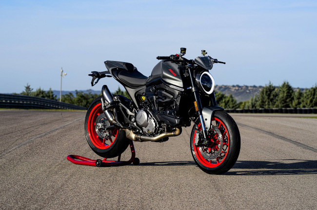 Here's why the new Ducati Monster is a game changer in the naked bike segment