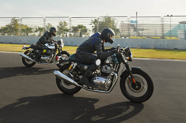 Here's why the Royal Enfield Continental GT 650 is an amazing café racer