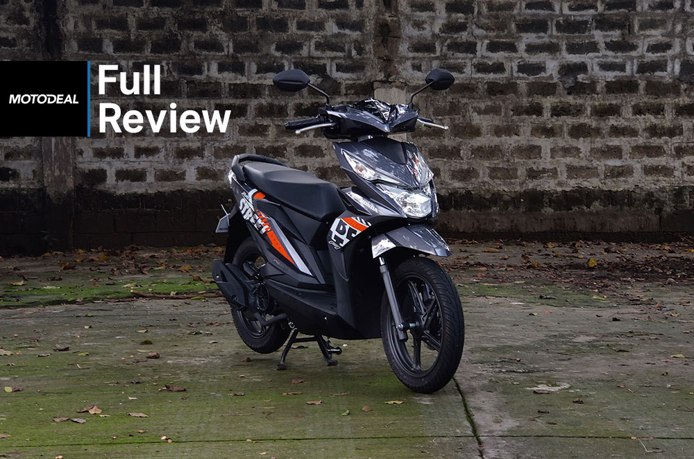 Honda Beat 110 Full Review Philippines