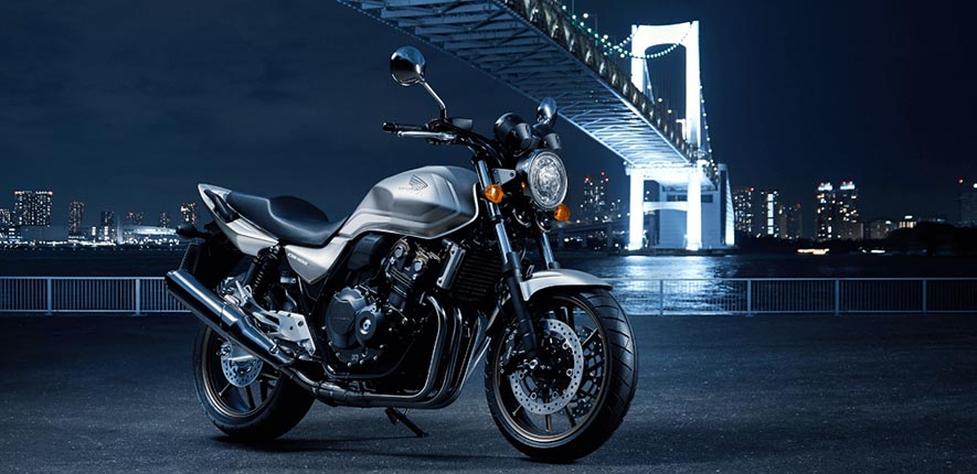 Honda CB400 Super Four Limited Edition