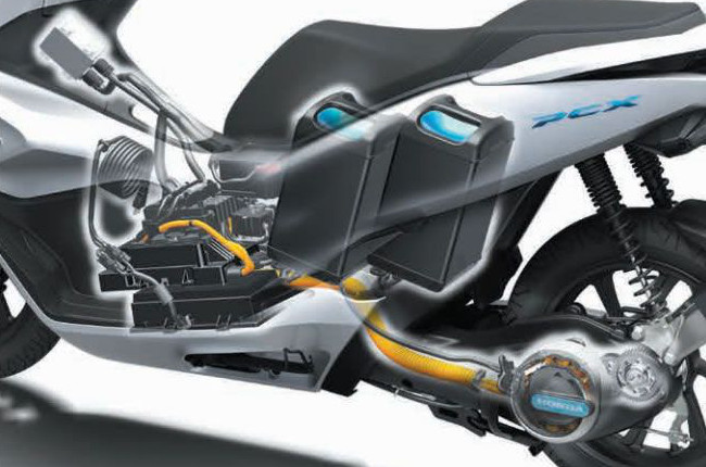Honda, KTM, Yamaha, and Piaggio team up to develop swappable batteries