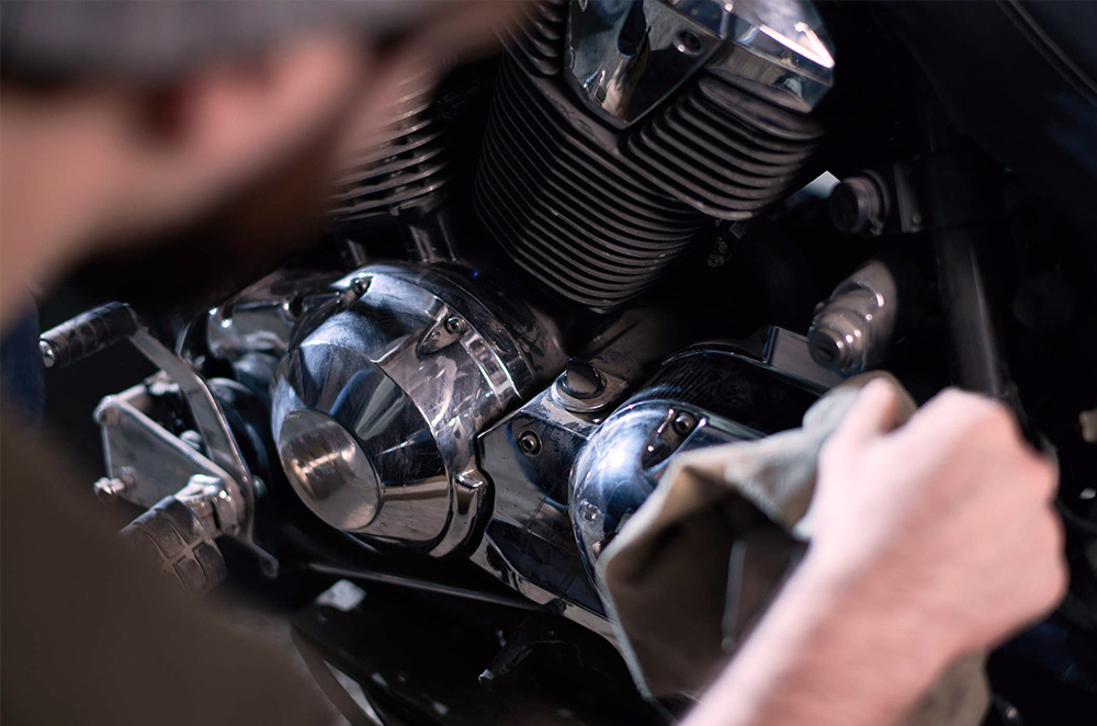 How to protect your motorcycle against mice
