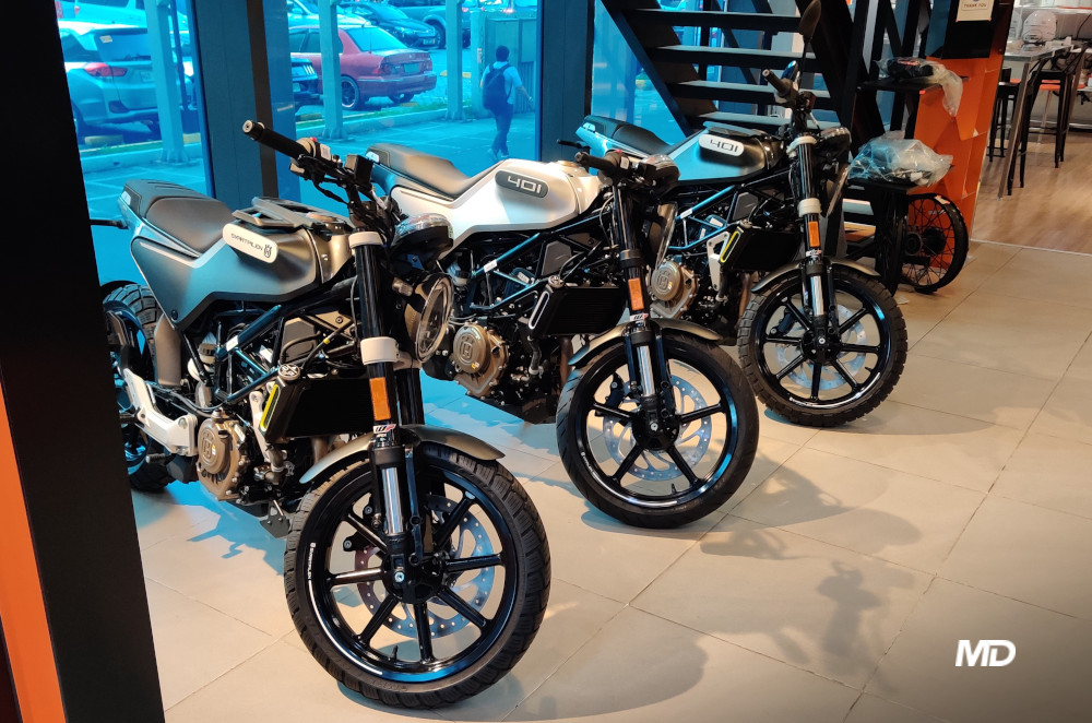 Husqvarna Motorcycles In KTM BGC