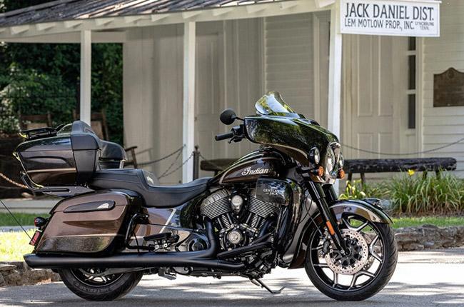 Indian x Jack Daniel's