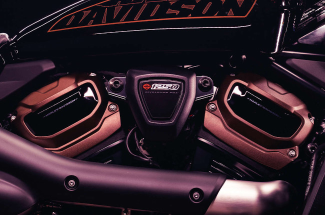 Is Harley-Davidson working on a new sporty bike based on the Pan America platform?