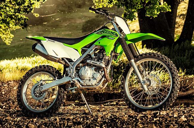 Kawasaki KLX100