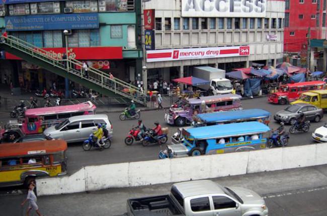 Manila No-Contact Apprehension