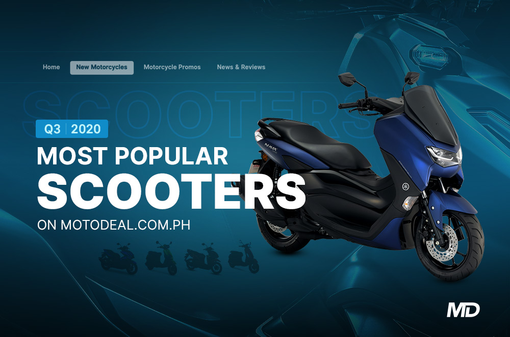 Most Inquired Scooters