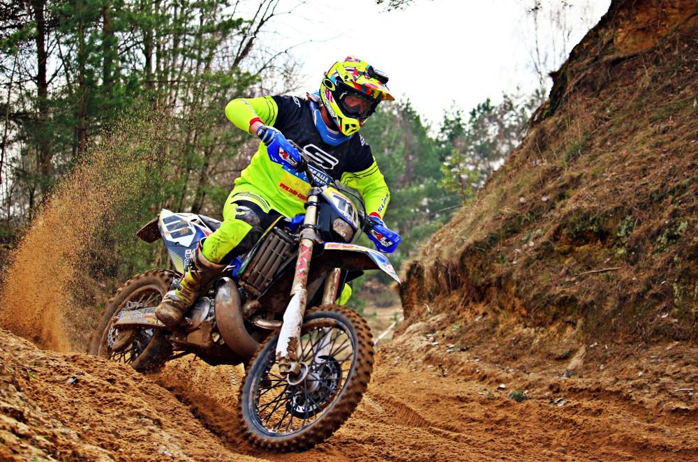Motocross Motorcycle
