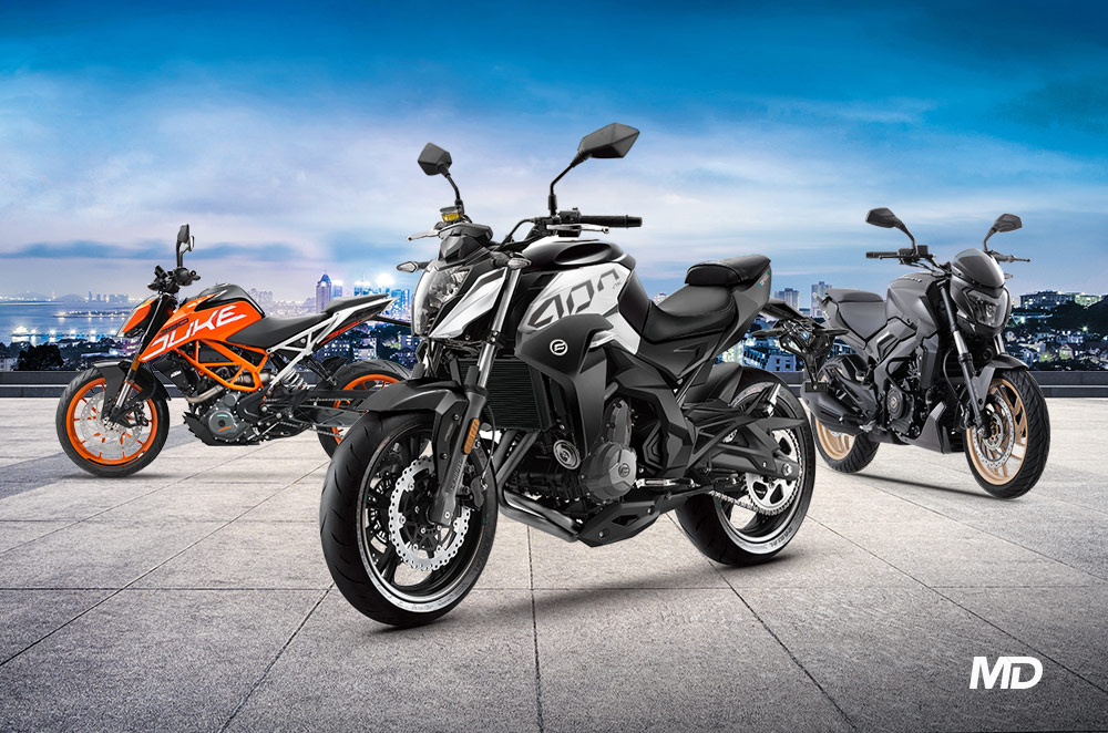 The most popular highway-legal bike on MotoDeal is the