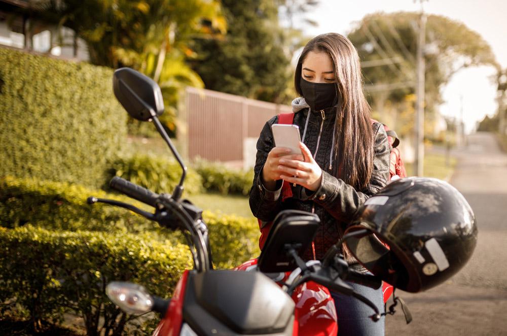 Motorcycle Commuting