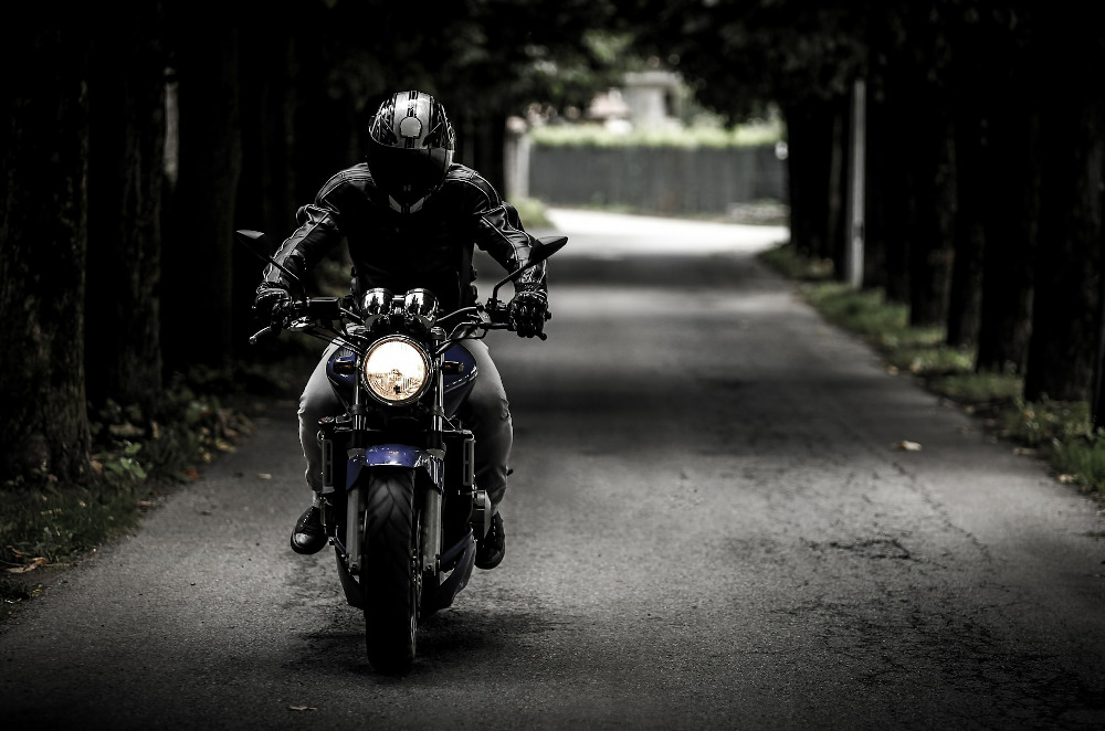 Motorcycle Tunnel