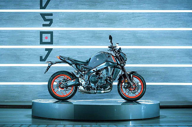 New and improved 2021 Yamaha MT-09 now available for P629K